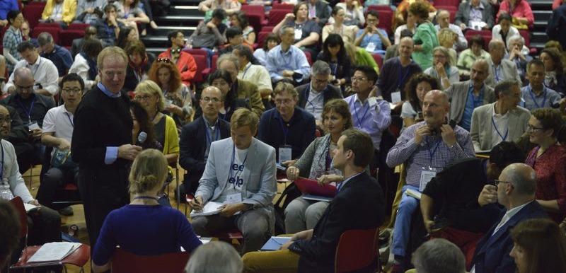 Peter Senge au Forum SOL Global 2014